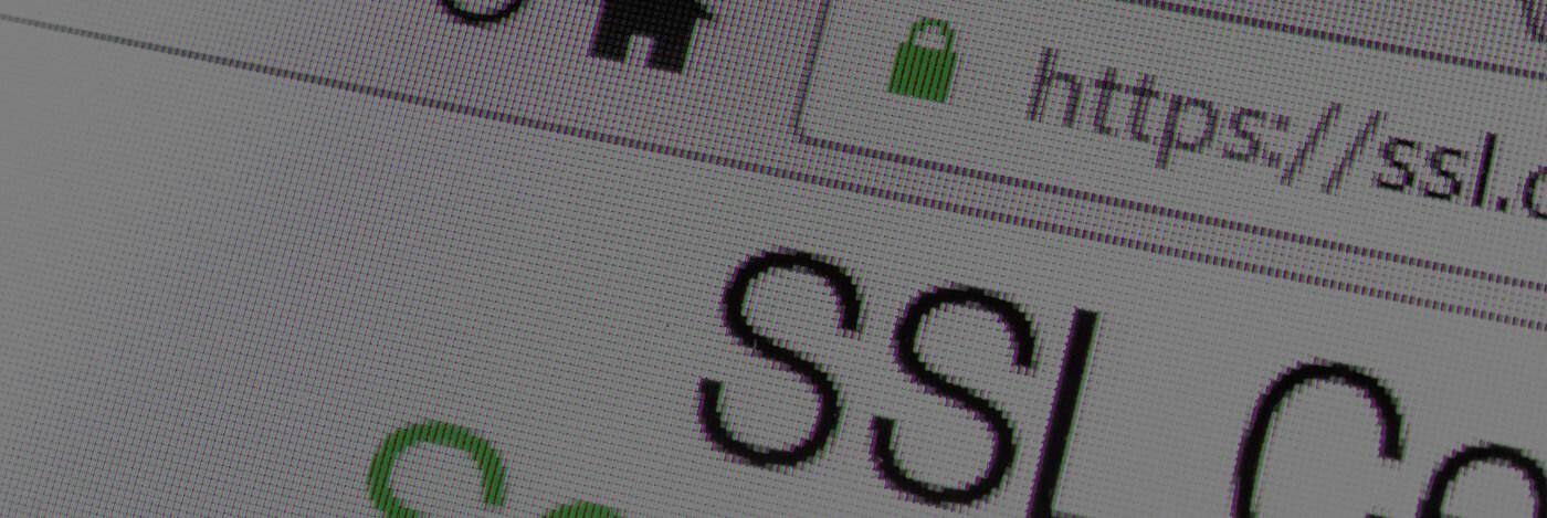 https is nodig voor een veilige website